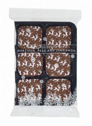 Chocbox Marzipan With Pear & Cinnamon 84g
